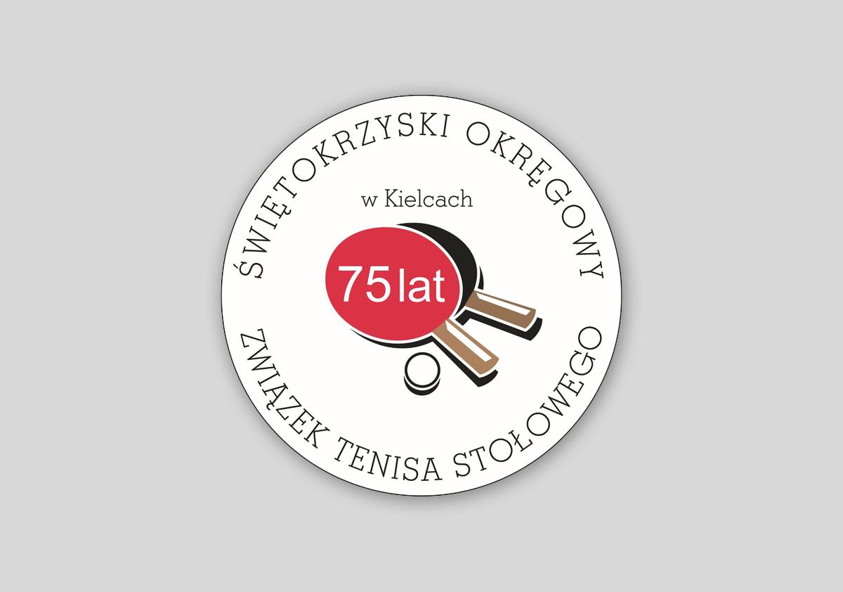 Logo Świętokrzyskiego Okręgowego Związku Tenisa Stołowego
